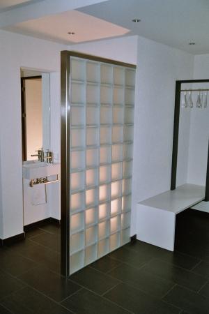 bauen mit glasbausteinen - Glasbausteine Dusche Bilder